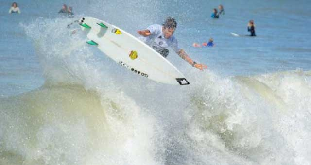 La World Surf League vuelve a Mar del Plata con el Rip Curl Pro Argentina