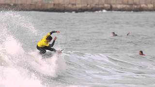 Highlight dia 1º # Rip Curl Pro Junior Series Mar del Plata